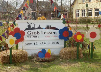 750 Jahre in Osterstimmung