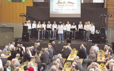 750 Jahre Groß Lessen: Festakt der Jubiläumsfeier