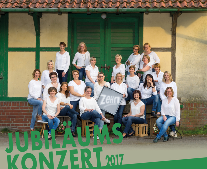 Jubiläumskonzert 2017